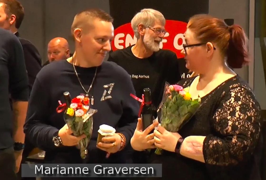 Marianne Gravesen