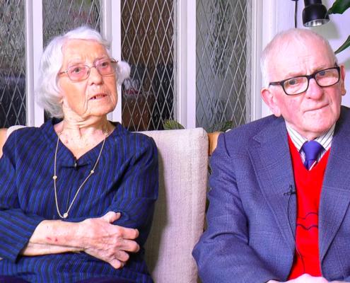 Livet ender en dag - film om døden og seniorer