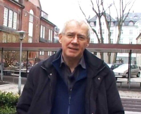 Nils Malmros ved Katedralskolen i Århus