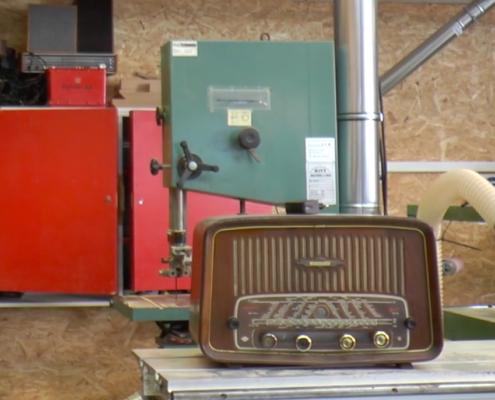 Radio med bluetooth - Kraftværket, Kirkens Korshær.