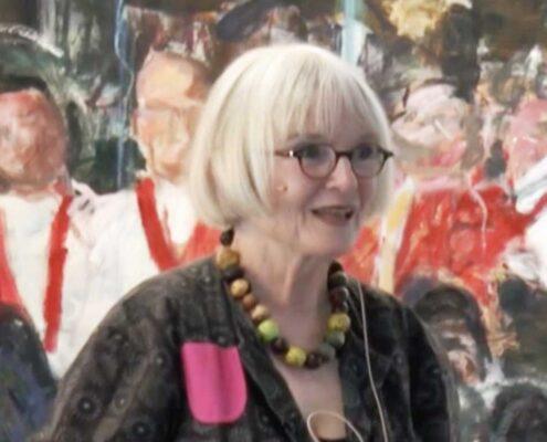 Ulla Bille, kunstmaler.