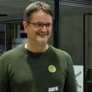 Jens Kristensen fra Foreningen Glæden.